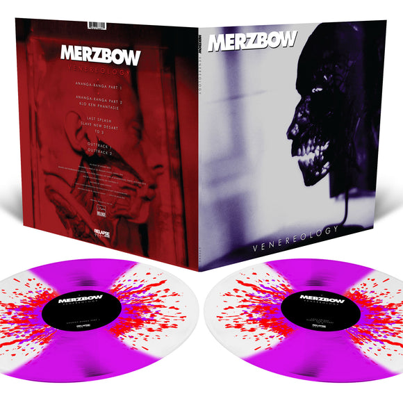 Merzbow - Venereology 2LP