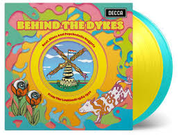 Various Artists - Behind The Dykes: Beat, Blues And Psychedelic Nuggets From... 2LP