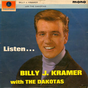Billy J. Kramer With The Dakotas* ‎– Listen...LP