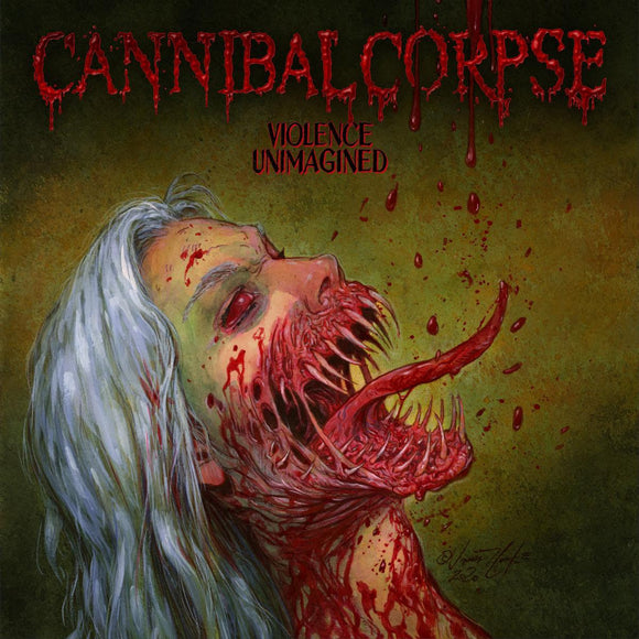 Cannibal Corpse - Violence Unimagined LP