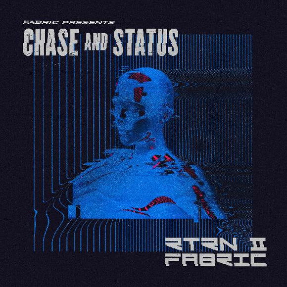 Chase & Status - fabric presents Chase & Status RTRN II FABRIC CD/2LP