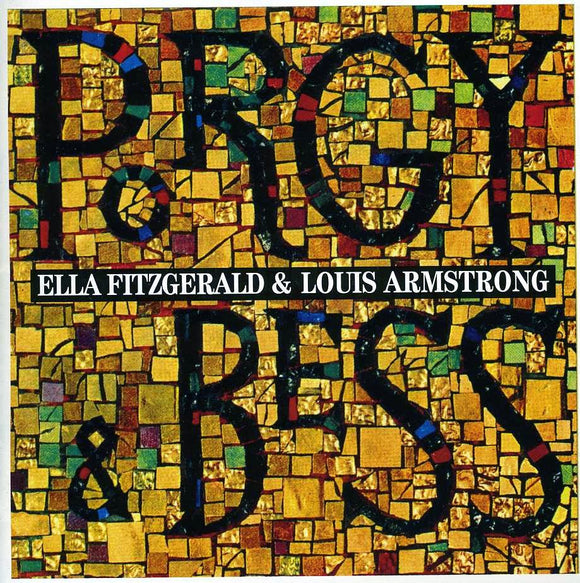 Ella Fitzgerald & Louis Armstrong - Porgy & Bess CD