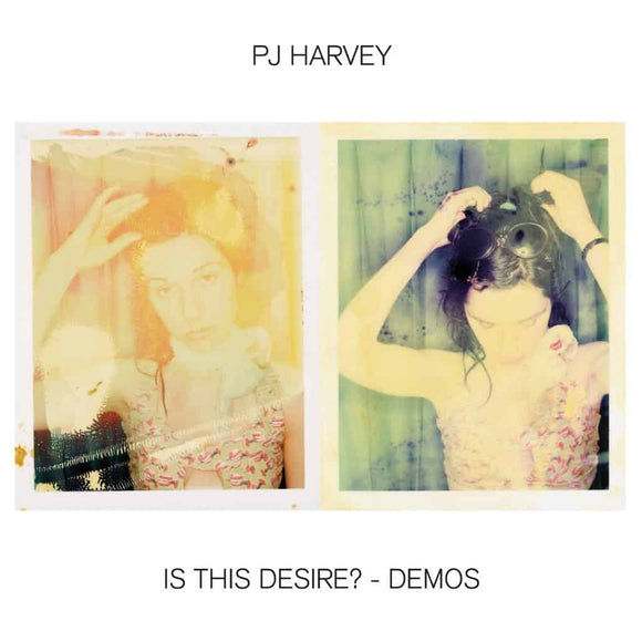 PJ Harvey - Is This Desire? Demos CD/LP