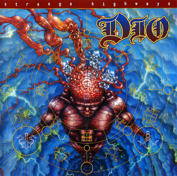 Dio - Strange Highways 2LP