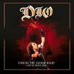 Dio - Finding The Sacred Heart (Live in Philly 1986) 2LP