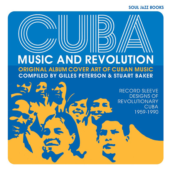 Various Artists - CUBA: Music and Revolution: Culture Clash in Havana: Experiments In Latin Music 1975-85 Vol. 1 2CD/3LP