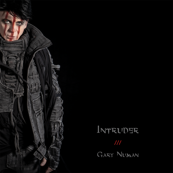 Gary Numan - Intruder CD/2LP