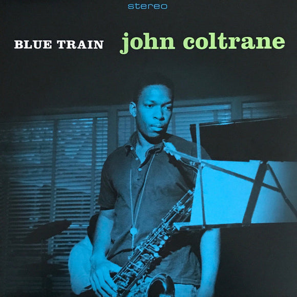 John Coltrane - Blue Train LP (w/ Bonus CD)