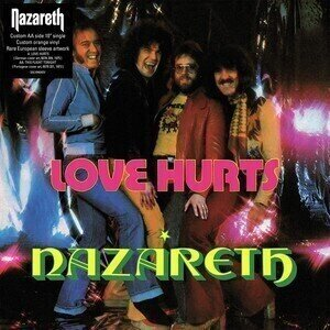 Nazareth - Love Hurts 10""