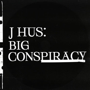 J Hus - Big Conspiracy 2LP