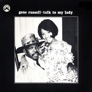 Gene Russell - Talk To My Lady LP
