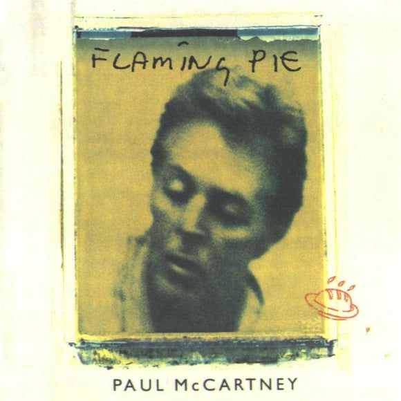 Paul McCartney-Flaming Pie  (PREORDER)