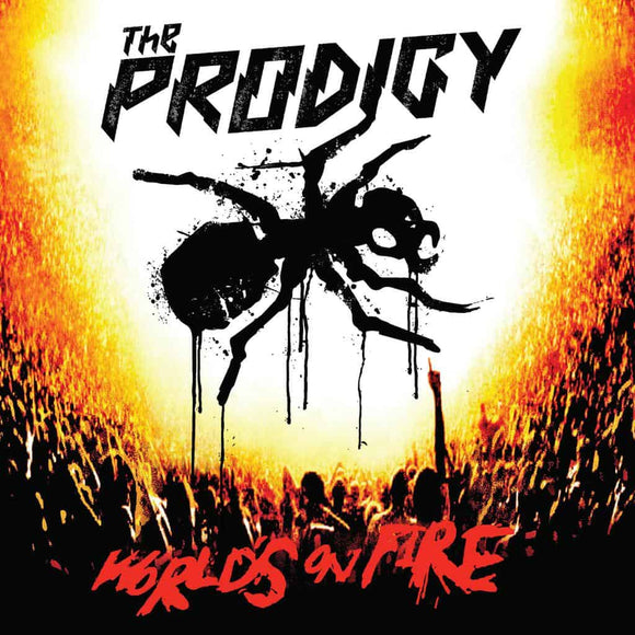 The Prodigy - World's On Fire (Live) 2LP