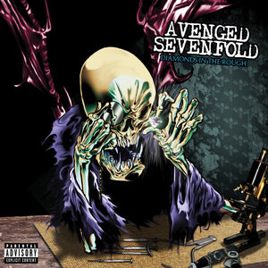 Avenged Sevenfold - Diamonds In The Rough 2LP