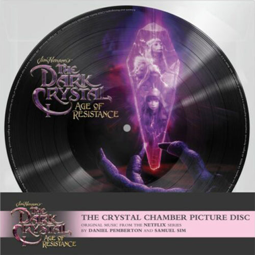 Daniel Pemberton & Samuel Sim - The Dark Crystal: Age Of Resistance Vol. 1 LP