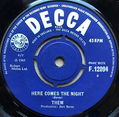 Them - Here Comes the Night 7