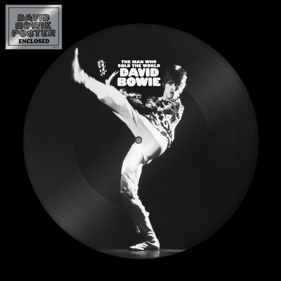 David Bowie - The Man Who Sold The World LP [Picture Disc]