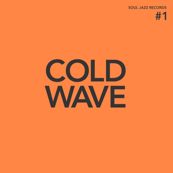 Various Artists - Cold Wave #1 LP