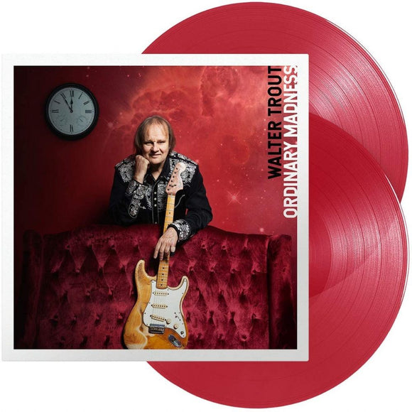 Walter Trout - Ordinary Madness 2LP