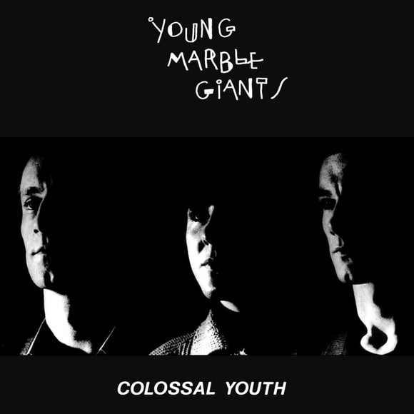 Young Marble Giants - Colossal Youth 2CD+DVD/2LP+DVD