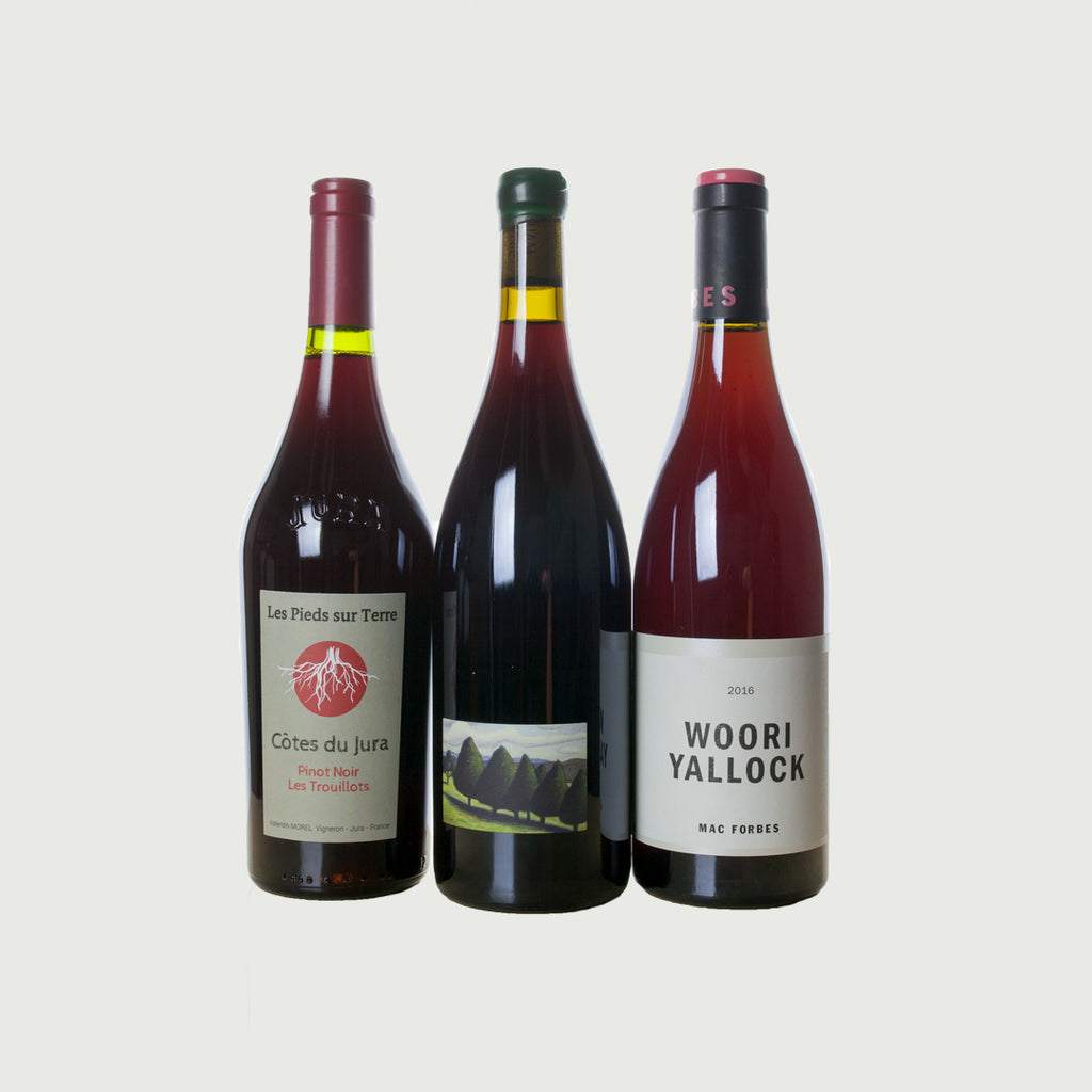 Fancy Pinot 3 pack.