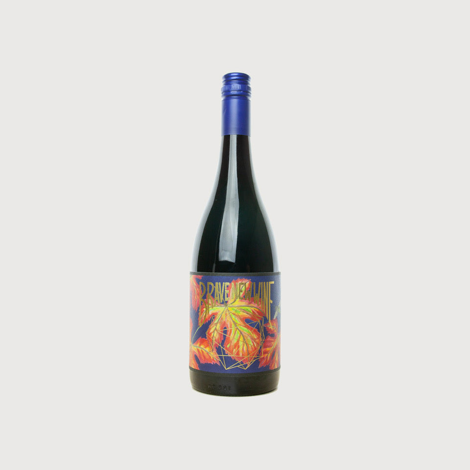 Brave New Wine - 2018 Schadenfreude Shiraz