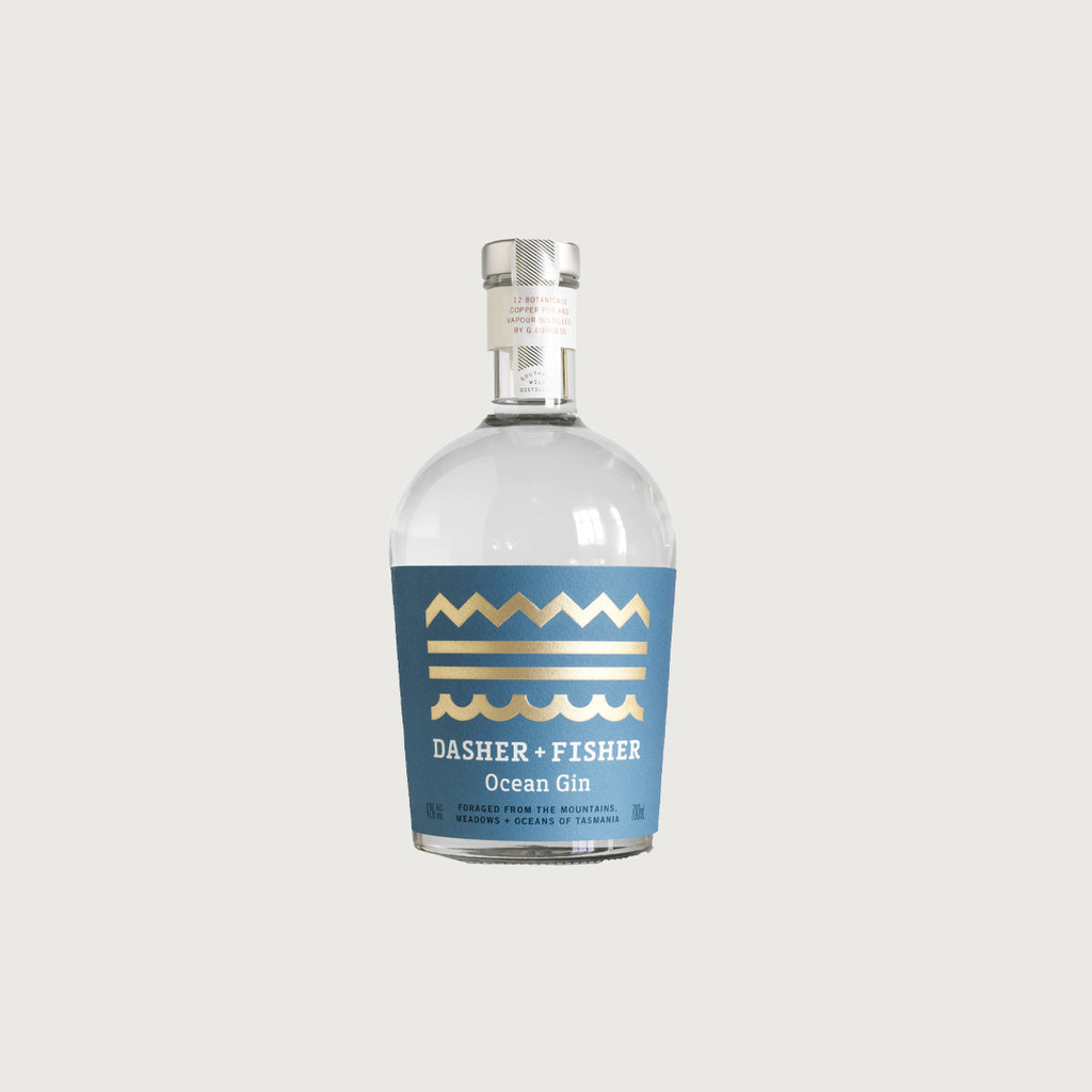 Dasher + Fisher - Ocean Gin 700ml