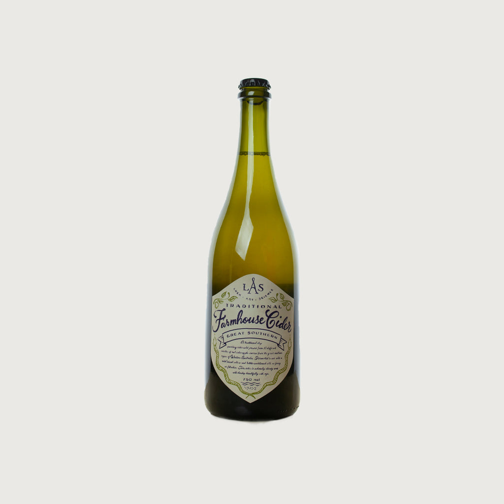 LAS Vino - Farmhouse Cider 750ml