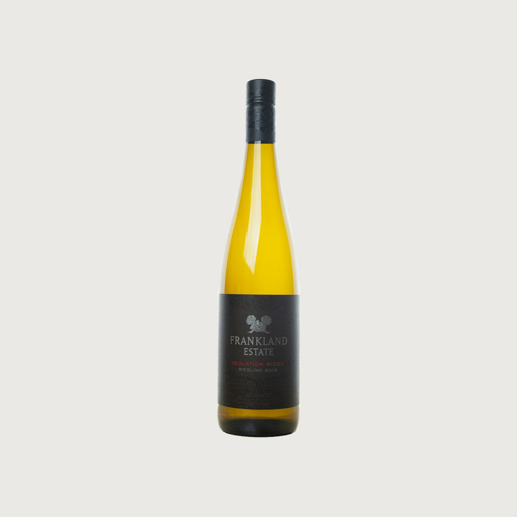 Frankland Estate - 2018 Isolation Ridge Riesling