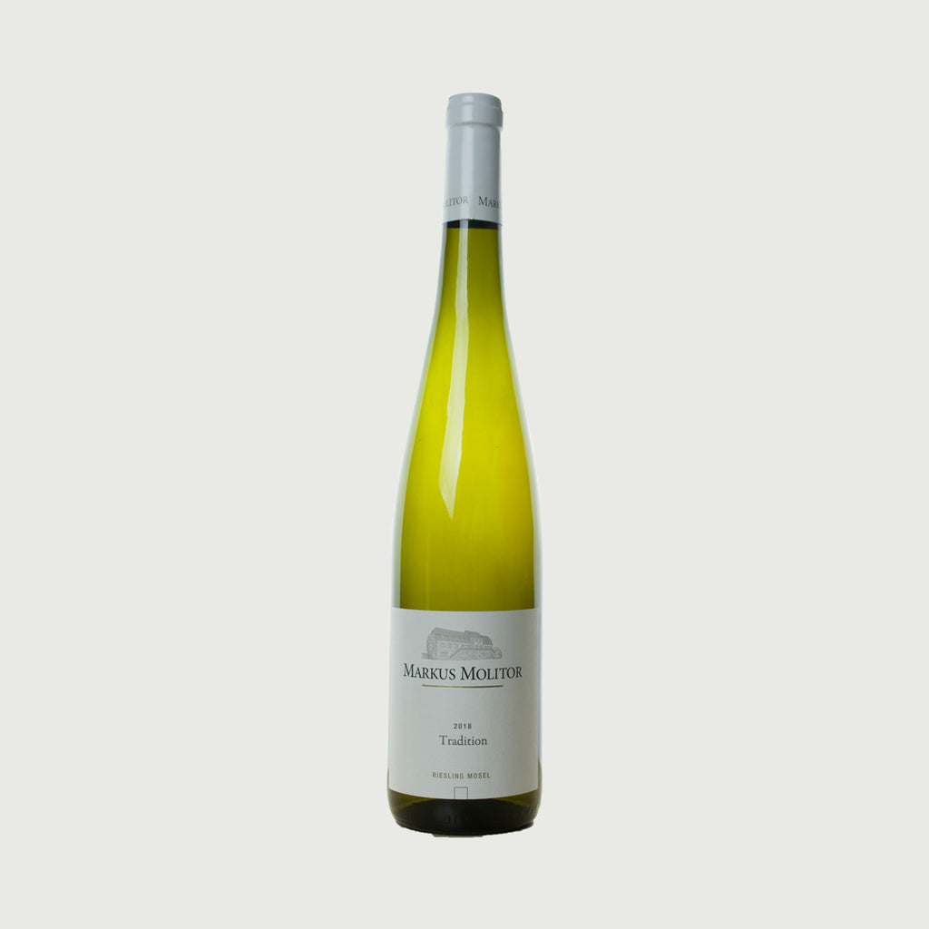 Markus Molitor - 2018 Tradition Riesling