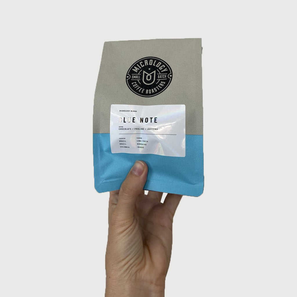 Micrology - Blue Note Blend Filter 250g