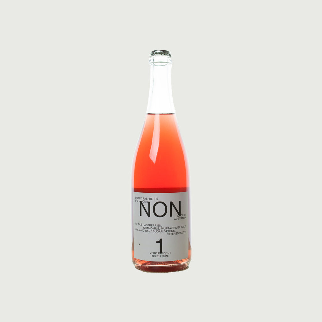 NON - 0% Alcohol No.1 Salted Raspberry & Chamomile