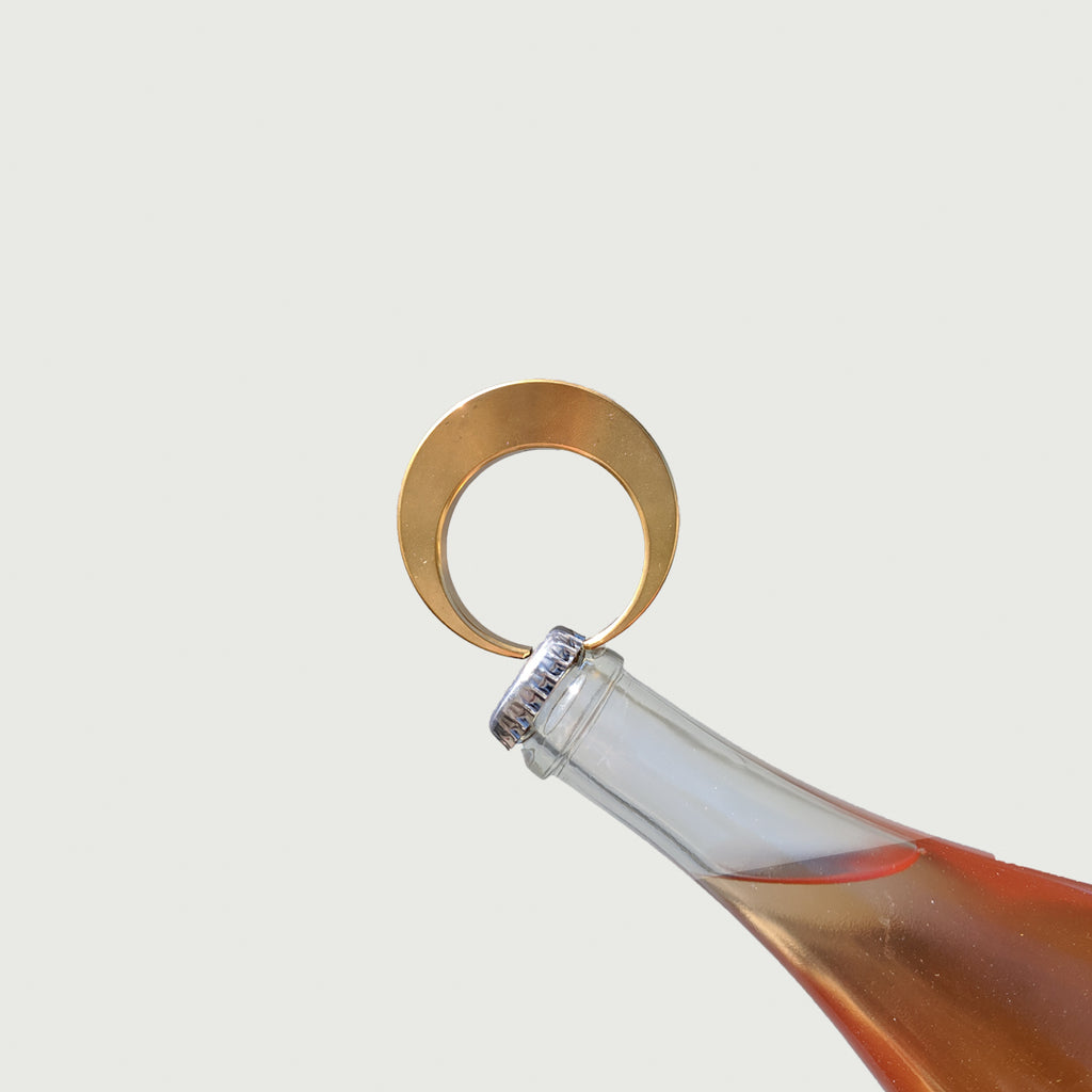 Futagami Crescent Bottle Opener.