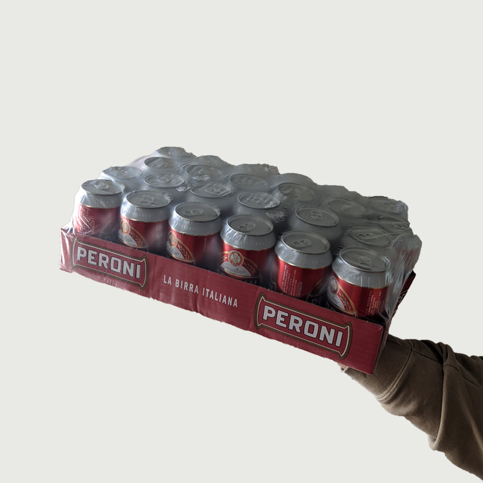 Peroni - Red Carton