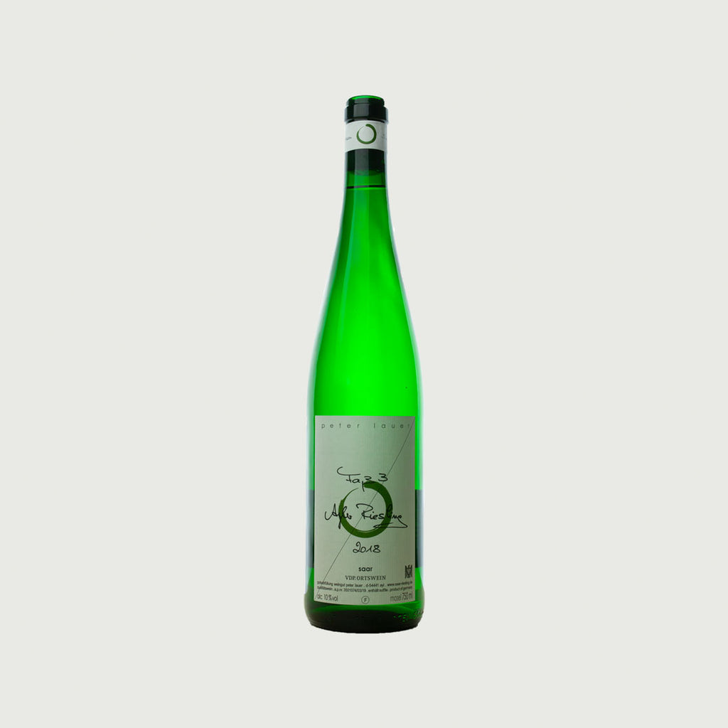 Lauer - 2018 fass 3 Riesling