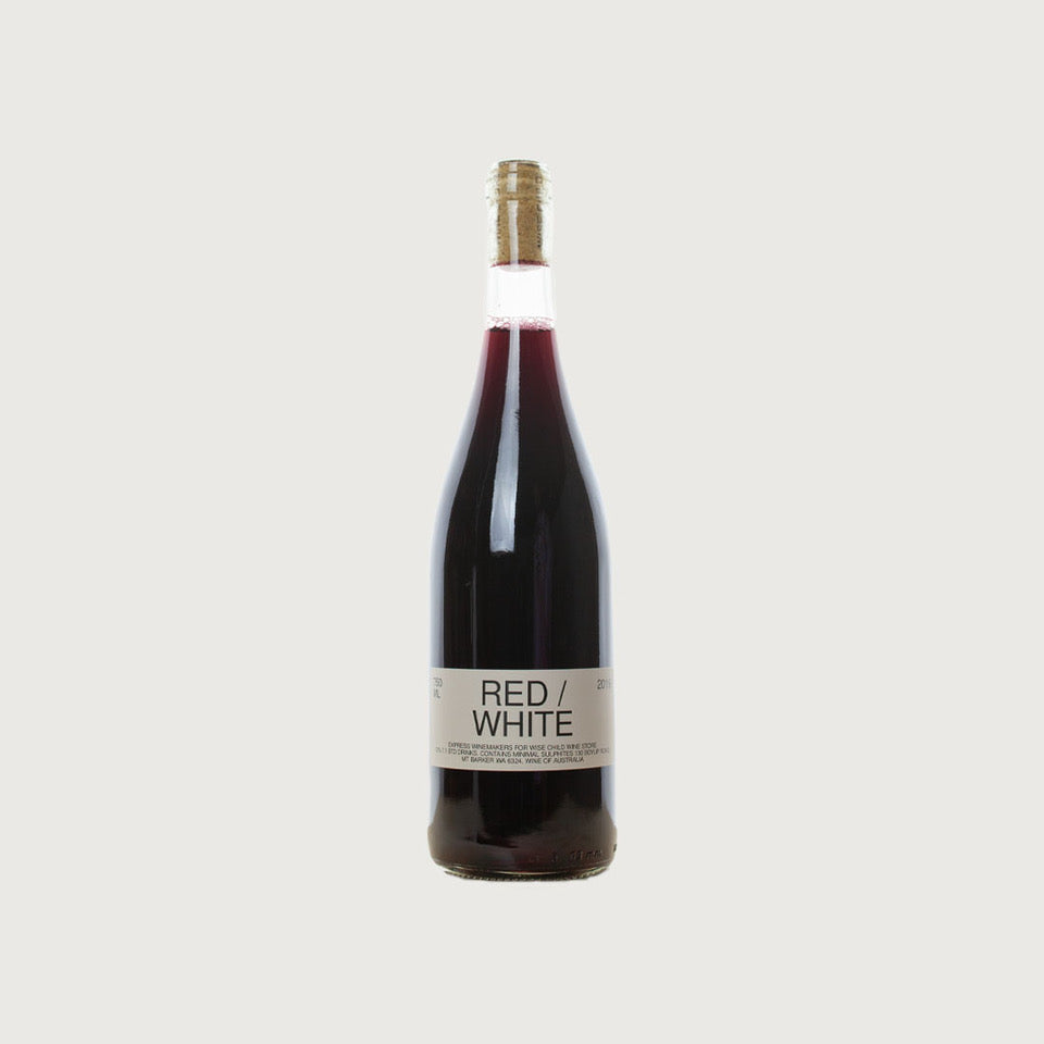 House Red/White - 2019 Shiraz/Sauvignon Blanc