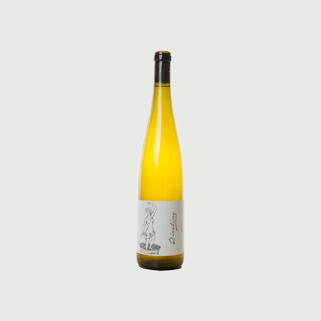 Brand Bros - 2017 Riesling Pur
