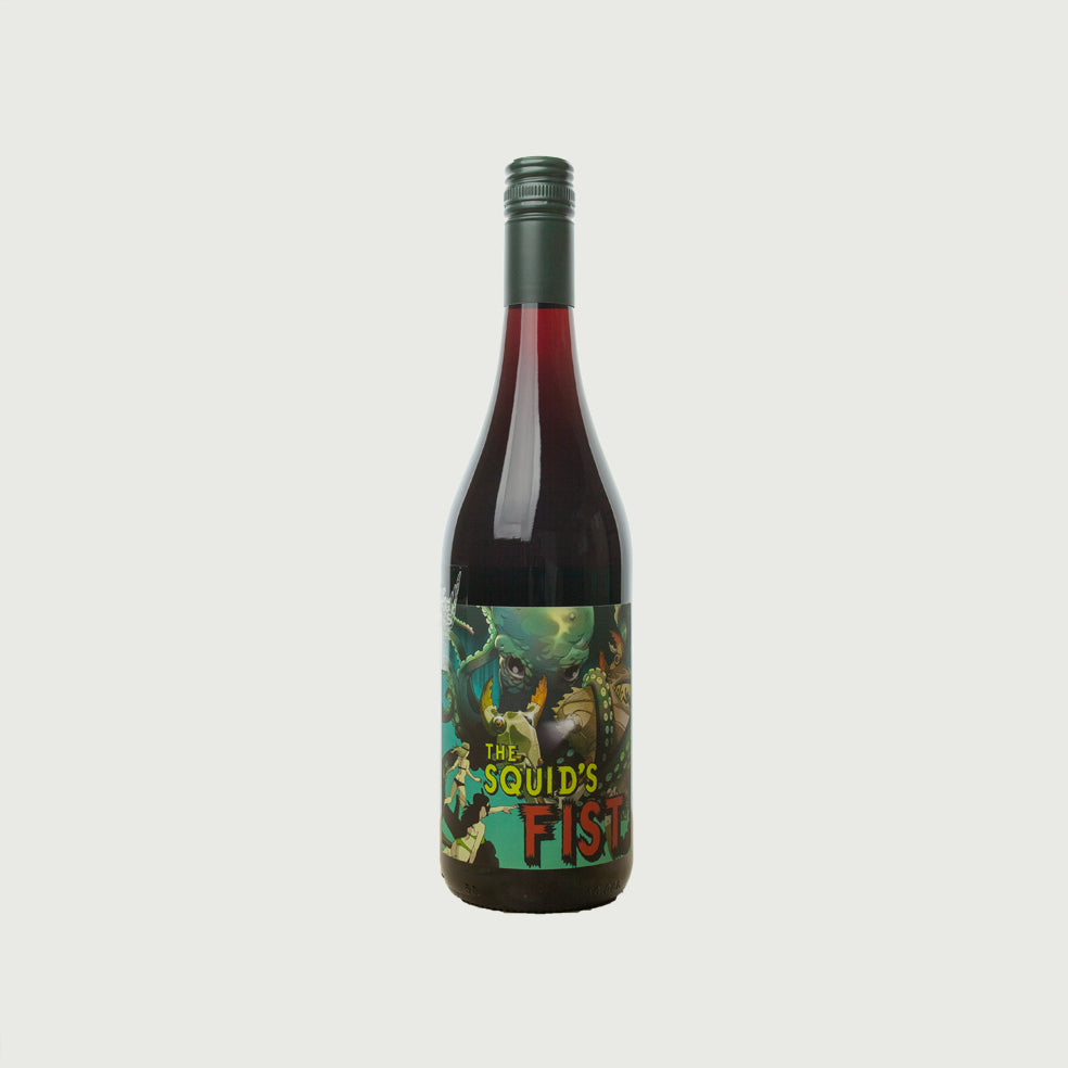 Some Young Punks - 2017 'The Squids Fist' Sangiovese Shiraz