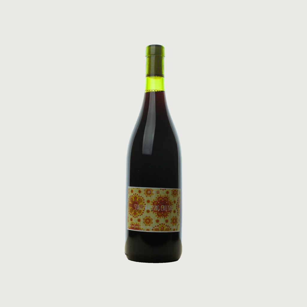 Street Walking Cheetah - 2019 Sangiovese