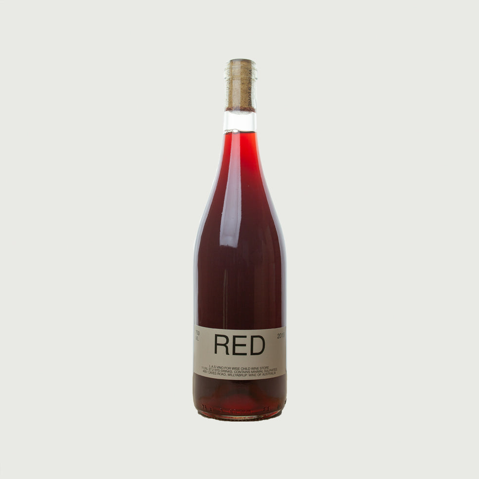 House Red - 2019 Cabernet Sauvignon
