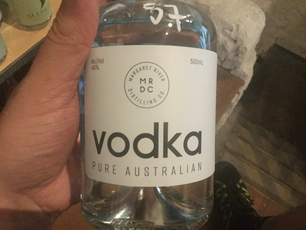 Margaret River Distilling Co - Vodka 500ml
