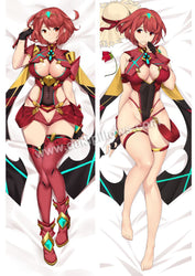 Xenoblade Chronicles Dakimakura 3d pillow japanese anime pillowcase