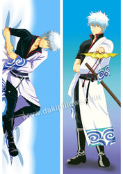 Gin Tama Sakata Gintoki BL Dakimakura 3d pillow japanese anime pillowcase