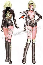 Rumble Roses - Rowdy Reiko Anime Dakimakura Japanese Love Body Pillow Case