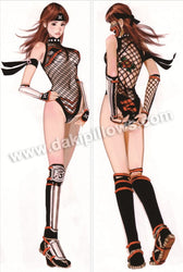 Rumble Roses - Judgment Anime Dakimakura Japanese Love Body Pillow Case