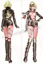 Rumble Roses - Rowdy Reiko Full body waifu japanese anime pillowcases