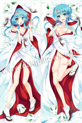 Vocaloid - Snow Hatsune Miku Dakimakura 3d pillow japanese anime pillow case