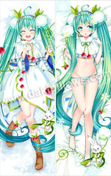 Vocaloid - Snow Hatsune Miku Anime Dakimakura Love Body PillowCases