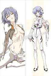 Neon Genesis Evangelion - Rei Ayanami Full body waifu anime pillowcases