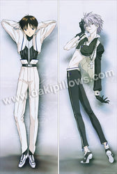 Neon Genesis Evangelion Anime Dakimakura Japanese Hugging Body Pillow Cover